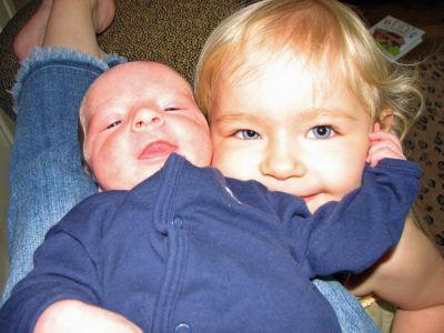Carson and Raegan
